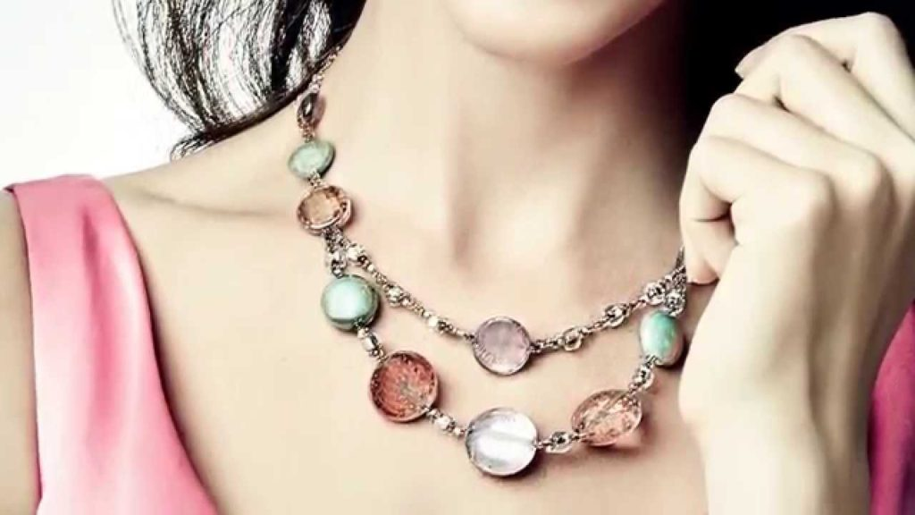 Beautiful Jewelry within the Spa Lifestyle Store