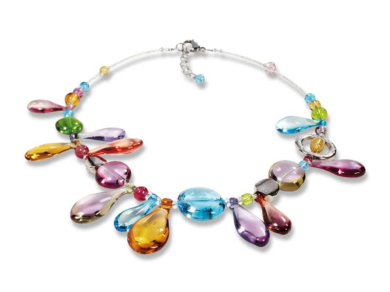 Hand Crafted Murano Glass Fashion Jewelry from Venice Italy.