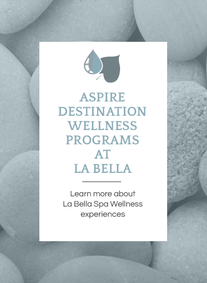 Aspire Destination Wellness of La Bella Spa