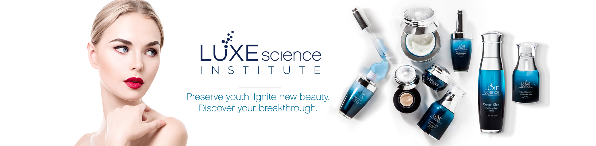 Luxe Science Skin Care Institute at La Bella Spa