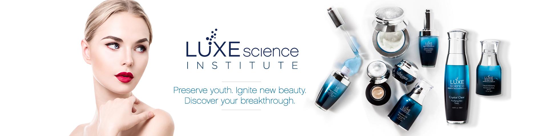 Luxe Science Skin Care Institute at La Bella Spa