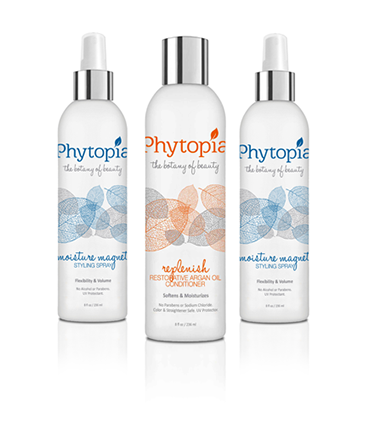 Phytopia products at La Bella Spa